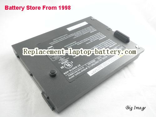 image 2 for D900TBAT-12, CLEVO D900TBAT-12 Battery In USA