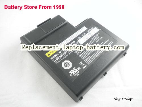 image 1 for Genuine M560BAT-8 M560ABAT-8 87-M56AS-4D4 Battery For Clevo M560 Series Laptop