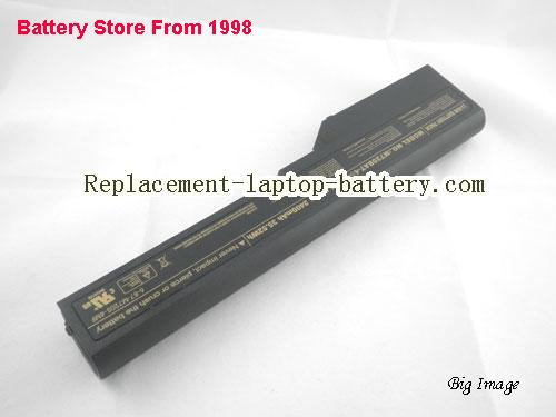 image 2 for M720BAT-4, CLEVO M720BAT-4 Battery In USA
