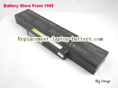 image 4 for W761TUN, CLEVO W761TUN Battery In USA