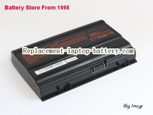image 4 for Battery for CLEVO p770dm Laptop, buy CLEVO p770dm laptop battery here