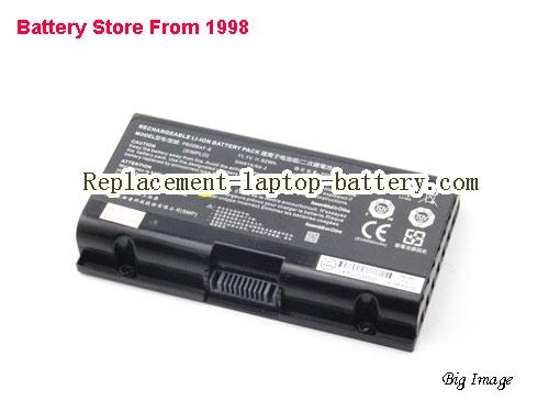 image 1 for Battery for POWERSPEC PowerSpec 1720 Laptop, buy POWERSPEC PowerSpec 1720 laptop battery here