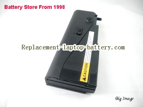 image 4 for Battery for CLEVO Tablet PC ET1206 Series Laptop, buy CLEVO Tablet PC ET1206 Series laptop battery here