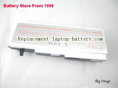 image 2 for Battery for CLEVO Tablet PC ET1206 Series Laptop, buy CLEVO Tablet PC ET1206 Series laptop battery here