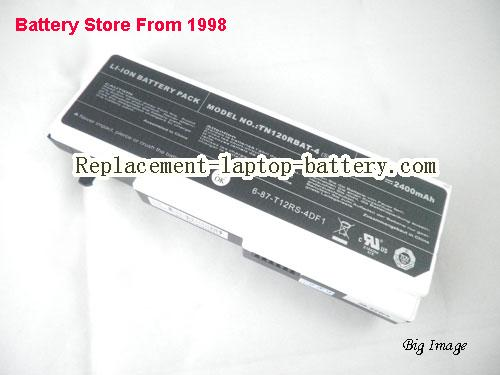 image 1 for Battery for CLEVO Tablet PC ET1206 Series Laptop, buy CLEVO Tablet PC ET1206 Series laptop battery here