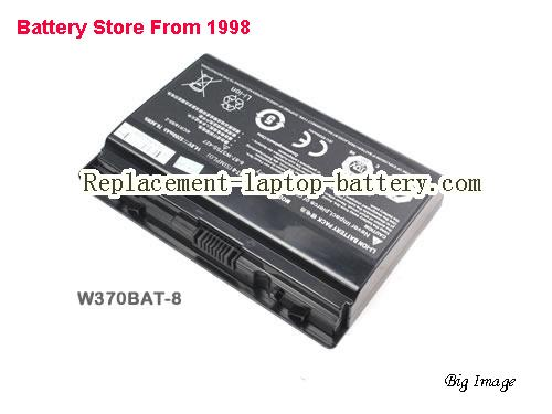 image 3 for Battery for CLEVO W350ETQ Laptop, buy CLEVO W350ETQ laptop battery here