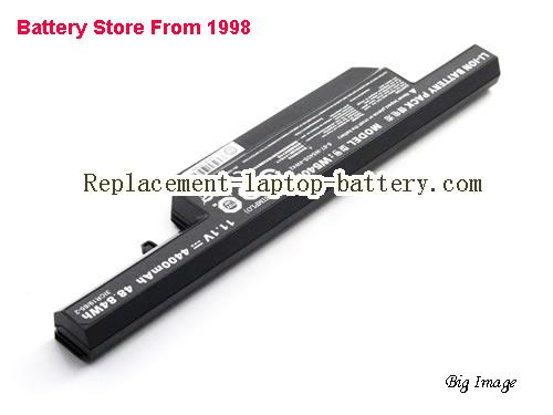 image 2 for Battery for CLEVO W551SU1 Laptop, buy CLEVO W551SU1 laptop battery here