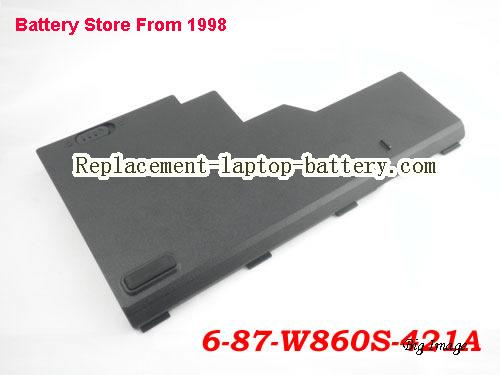 image 3 for Battery for CLEVO W860CU Laptop, buy CLEVO W860CU laptop battery here