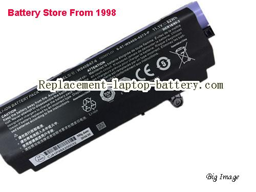 image 2 for W940BAT-3, CLEVO W940BAT-3 Battery In USA