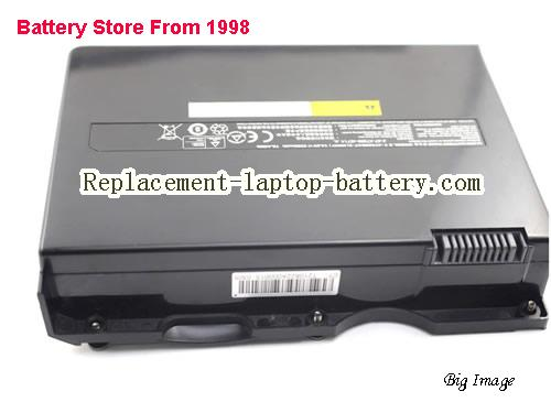 image 3 for 6-87-X720S-4Z71, CLEVO 6-87-X720S-4Z71 Battery In USA