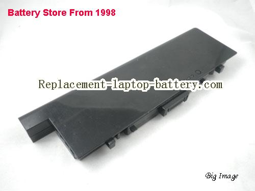 image 3 for Dell SQU-724, SQU-722, MOBL-M15X9CEXBATBLK, Alienware M15X Battery 9-Cell