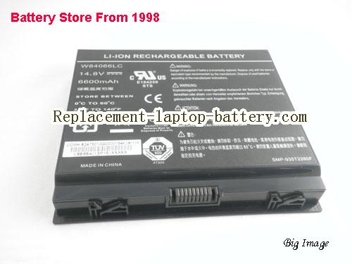 image 3 for Genuine W83066LC W84066LC Battery For Dell Alienware M17 m9700 m9750 m9700i Laptop 12-Cell