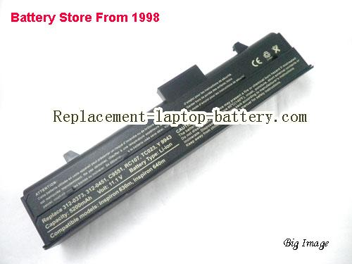 image 3 for Y9948, DELL Y9948 Battery In USA