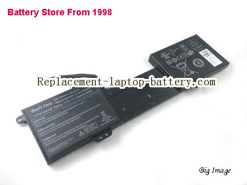 image 2 for Genuine ww12P Battery for Dell Inspiron DUO 1090 Convertible Laptop 29Wh