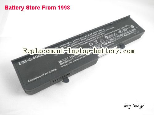 image 1 for Battery for HAIER W62 Laptop, buy HAIER W62 laptop battery here