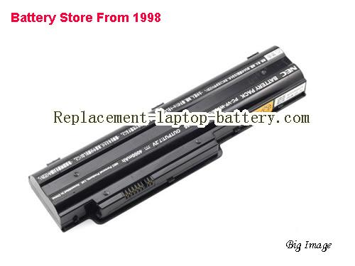 image 3 for New Genuine NEC PC-VP-WP90 OP-570-76966 Laptop Battery 4000mAh