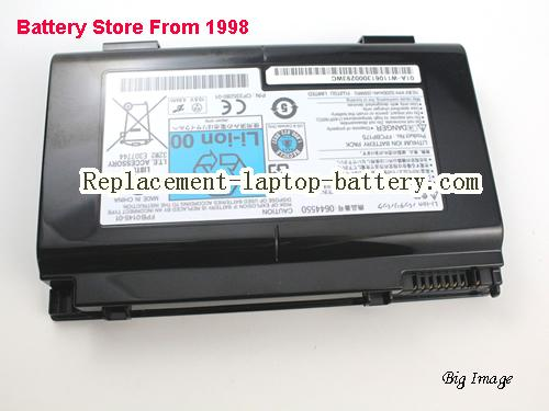 image 1 for Original FPCBP175 FPCBP176 FPCBP176AP FPCBP198 Battery For Fujitsu LIFEBOOK A1220