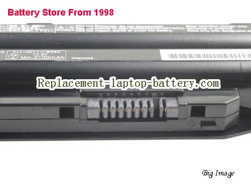 image 3 for Battery for FUJITSU LifeBook A544 (M13A1DE) Laptop, buy FUJITSU LifeBook A544 (M13A1DE) laptop battery here