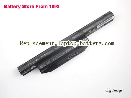 image 1 for Battery for FUJITSU LifeBook A544 (M13A1DE) Laptop, buy FUJITSU LifeBook A544 (M13A1DE) laptop battery here