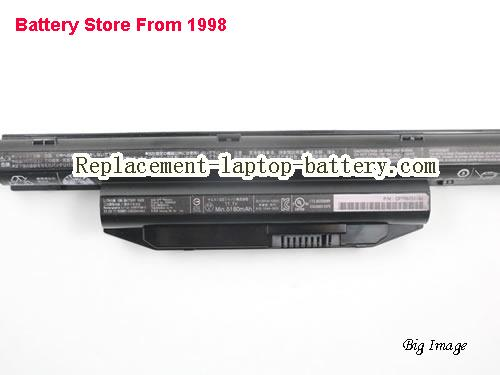 image 2 for Battery for FUJITSU LifeBook A544 (M13A1DE) Laptop, buy FUJITSU LifeBook A544 (M13A1DE) laptop battery here