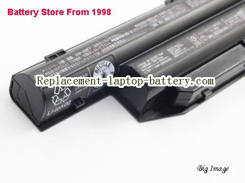 image 5 for Battery for FUJITSU LifeBook A544 (M13A1DE) Laptop, buy FUJITSU LifeBook A544 (M13A1DE) laptop battery here