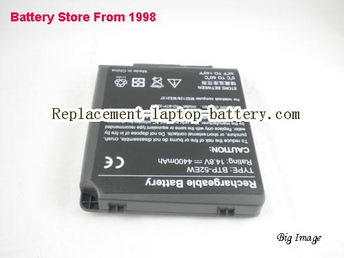 image 3 for New and high quality  4400mAh LENOVO Y510, Y520, L510,