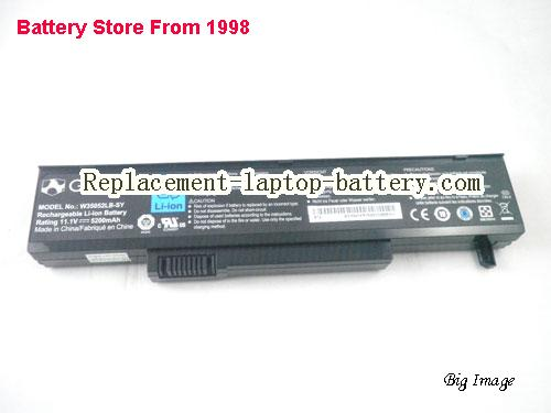 image 5 for Battery for GATEWAY T1424u Laptop, buy GATEWAY T1424u laptop battery here