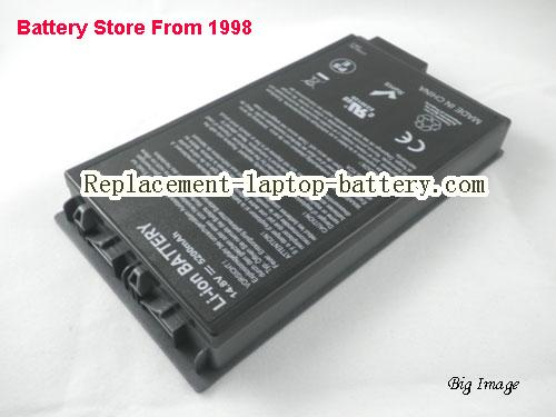 image 3 for Battery for ARIMA W812-UI Laptop, buy ARIMA W812-UI laptop battery here