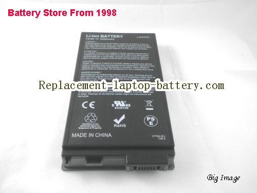 image 4 for Battery for ARIMA W812-UI Laptop, buy ARIMA W812-UI laptop battery here