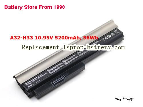 image 1 for Battery for HASEE K360-P6 Laptop, buy HASEE K360-P6 laptop battery here
