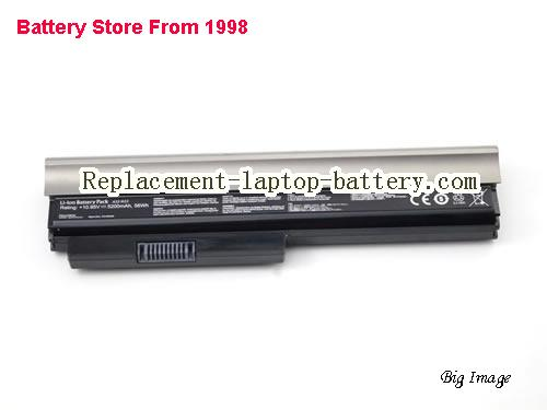 image 5 for Battery for HASEE K360-P6 Laptop, buy HASEE K360-P6 laptop battery here