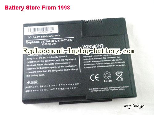 image 5 for 337607-002, HP 337607-002 Battery In USA