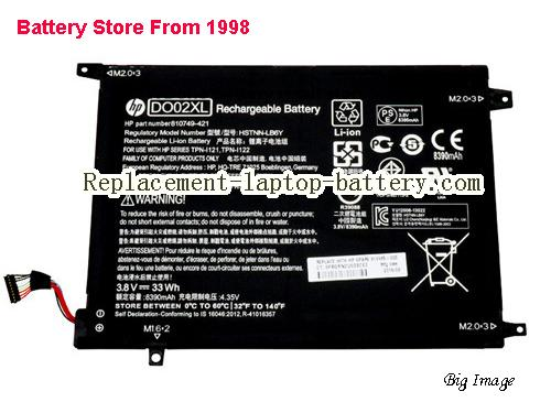 image 1 for HSTNN-LB6Y, HP HSTNN-LB6Y Battery In USA