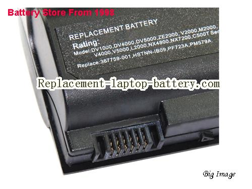 image 3 for HSTNN-DB10, HP HSTNN-DB10 Battery In USA