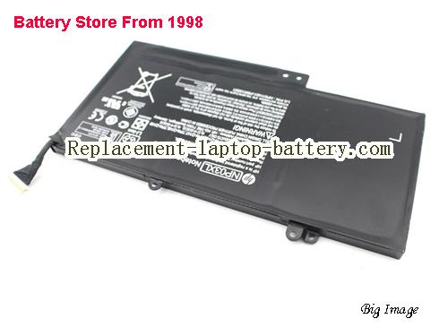 image 3 for Battery for HP X360 13-b207Tu Laptop, buy HP X360 13-b207Tu laptop battery here