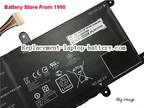 image 3 for HSTNN-IB7G, HP HSTNN-IB7G Battery In USA