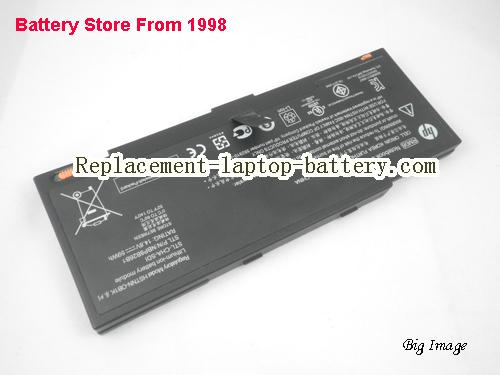 image 1 for 592910-541 HSTNN-I80C HSTNN-XB1S RM08 Battery for HP Envy 14 14-1003TX 14-1004TX 14-1005TX 14-1005TX HP laptop Battery