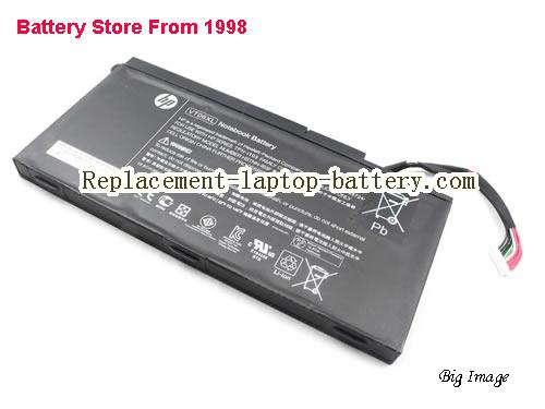 image 2 for Genuine 657240-151 VT06086XL Battery for HP Envy 17-3000 657240-171 657240-251 657503-001 HP laptop Battery
