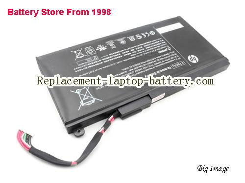 image 3 for Genuine 657240-151 VT06086XL Battery for HP Envy 17-3000 657240-171 657240-251 657503-001 HP laptop Battery