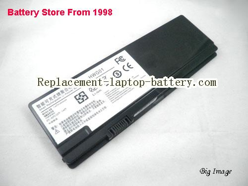 image 2 for Unis HWG01 laptop Battery