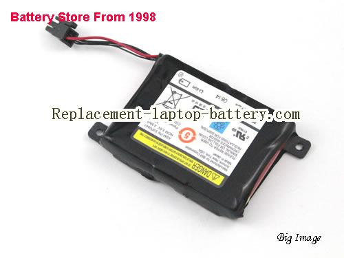 image 2 for Genuine 53P0941 IBM Cache Battery Series 2757 CGA-E/217AE 3.6V 3.9Ah