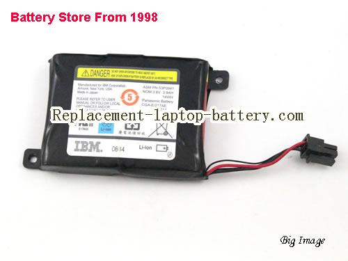 image 5 for Genuine 53P0941 IBM Cache Battery Series 2757 CGA-E/217AE 3.6V 3.9Ah