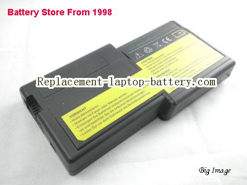 image 1 for Battery for LENOVO ThinkPad R40 Laptop, buy LENOVO ThinkPad R40 laptop battery here