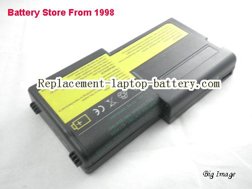 image 2 for Battery for LENOVO ThinkPad R40 Laptop, buy LENOVO ThinkPad R40 laptop battery here