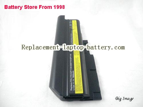 image 3 for Battery for LENOVO ThinkPad R61 SERIES (14.1 15.0 15.4 SCREEN) Laptop, buy LENOVO ThinkPad R61 SERIES (14.1 15.0 15.4 SCREEN) laptop battery here