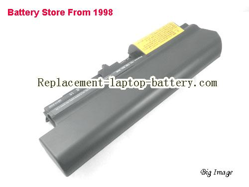 image 2 for 43R2499 42T4530 42T4531 Battery for IBM ThinkPad T400 2764 7417 T61 T400 ThinkPad R61 Series 14.1