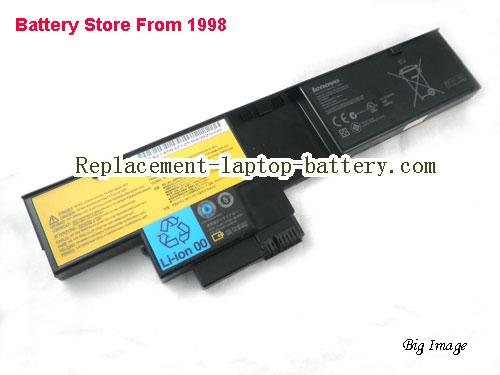 image 1 for New and high quality  2000mAh LENOVO ThinkPad X200 Tablet 7448, 42T4564, FRU 42T4657, ThinkPad X200 Tablet 2266,