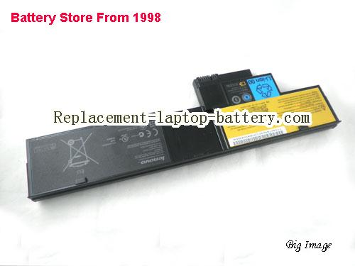 image 2 for New and high quality  2000mAh LENOVO ThinkPad X200 Tablet 7448, 42T4564, FRU 42T4657, ThinkPad X200 Tablet 2266,