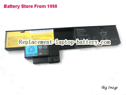 image 3 for New and high quality  2000mAh LENOVO ThinkPad X200 Tablet 7448, 42T4564, FRU 42T4657, ThinkPad X200 Tablet 2266,