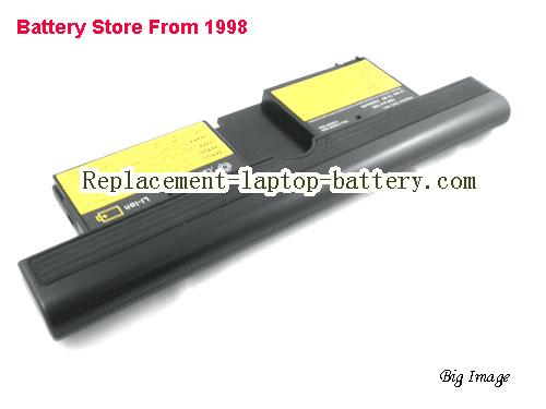 image 2 for IBM 73P5167 73P5168 FRU 92P1082 FRU 92P1084 ThinkPad X41 Tablet Series Replacement Laptop Battery